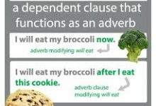 ADVERBIAL CLAUSE