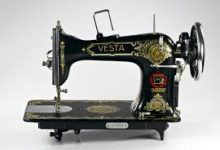 THE USES AND CARE OF THE SEWING MACHINES