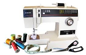 SEWING MACHINES AND TYPES