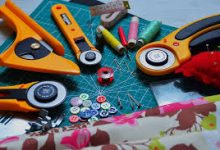 MEASURING AND SEWING TOOLS
