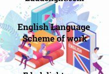 English English Studies Scheme of work