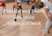 Physical and Health Education Scheme