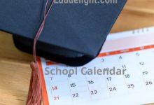 School Calendar edudelight